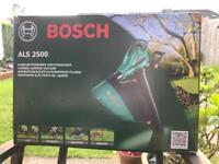 Bosch Garden Vacuum