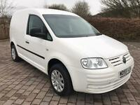 2006 Volkswagen Caddy 1.9 TDI PD C20 Van, COLOR CODED, NEW MOT, NO VAT