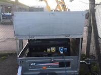 SDMO TECHNIC 6500 E AVR GENERATOR