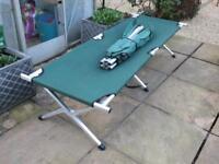 Lightweight Aluminium Camping Beds