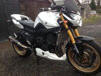 YAMAHA FAZER 800cc 2010. £2900.00