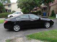 2009 Lexus ES350 Premium Fully Loaded + Navigation Keyless Entry