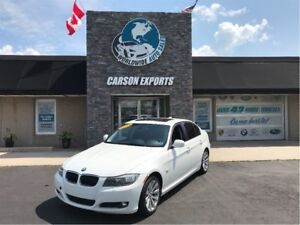 2011 BMW 328i xDrive WOW 6 SPEED !