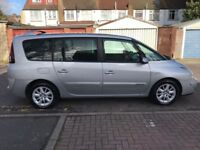 2008 Renault Espace 2.0 Fap 16v Authentique 5dr Manual @07445775115 Warranty+Sun Glass Roof+7 Seater