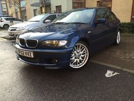 Bmw 330d m sport drives perfect full service history £ 2000 px welcome
