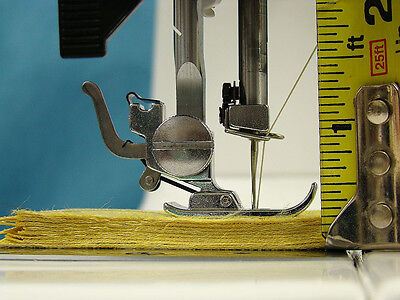 Heavy Duty Sewing Machine With Walking Foot Sews Leather Upholstery Canvas Etc