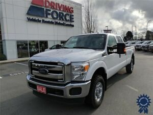 2016 Ford Super Duty F-350 Crew Cab 4X4 w/8.1' Box, 6 Passenger