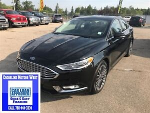 2017 Ford Fusion LOADED LEATHER SUNFROOF NAVI