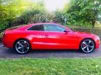 Audi A5 2.7 TDI Geartronic Auto - bmw 320d coupe mercedes vw golf scirocco porsche ford c220 clk a4