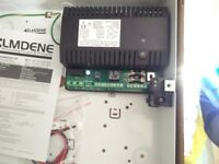 Elmdene G1224-84N-8-C, C-Box Switchable 12V Dc (13.8V) 8Amp/24V Dc 4Amp (27.6V) W/8x Fused