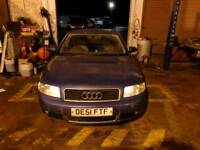 Audi A4 2lt petrol