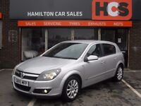 Vauxhall Astra 1.6 i 16v Design 5dr -1 YEAR WARRANTY, MOT & AA COVER INCLUDED