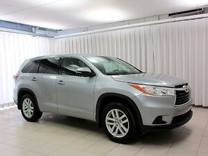 2016 Toyota Highlander COME SEE WHY THIS VEHICLE IS PERFECT FOR