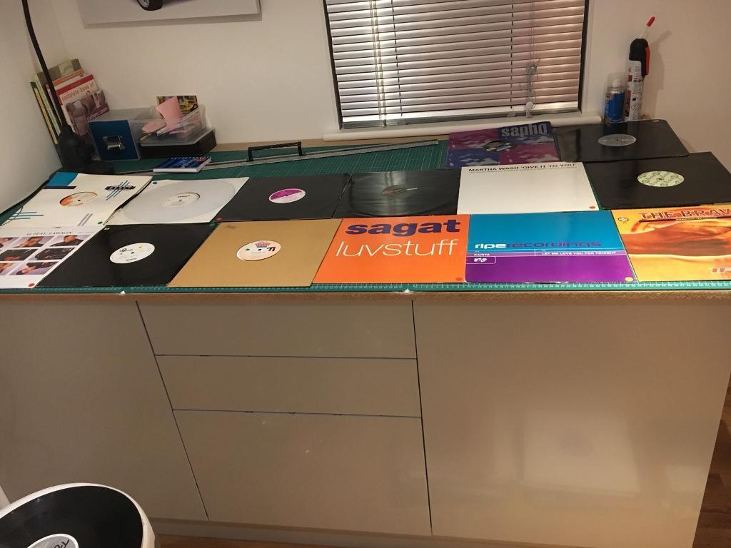 Dance, Acid house vinyl Records x50