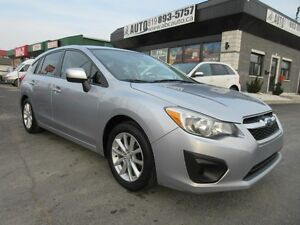 2012 Subaru Impreza 2,0i with Tourisme Group