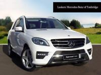 Mercedes-Benz M Class ML250 BLUETEC AMG LINE (white) 2015-09-24