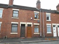 **LET BY**2 BEDROOM MID-TERRACE**CLARANCE STREET**DSS ACCEPTED**NO DEPOSIT**