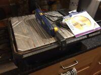 Mac Allister 650W 180mm Corded Tile Saw MTC650L