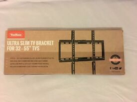 """Wall Bracket for 32-55""""Tv's for LCD , LED , 3D and Plasma Tv's NEW"""