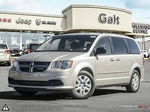 2016 Dodge Grand Caravan SXT | FULL STOW N GO | CD | CRUISE CONT