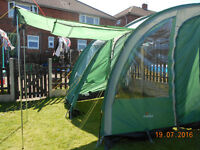 carefree prestina 260 caravan awning very good clean used condition