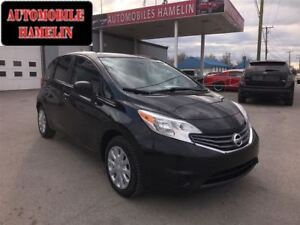 2014 Nissan Versa Note SV automatique camera recul air vitres fu