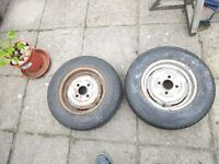 "trailer 12 "" wheels & tyres."