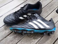 Adidas Size 7 Football boots - nice condition