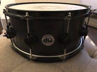 DW Drums Collectors Snare drum 14 x 6.5 ebony