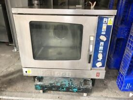 CATERING COMMERCIAL COMBI FAN OVEN FALCON KITCHEN EQUIPMENT CAFE SHOP CUISINE KITCHEN CATERING KEBAB
