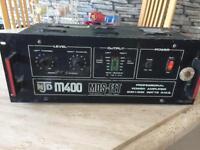 Amp 400 watt