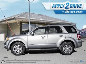 2008 Ford Escape Limited Loaded Leather Sunroof 4wd and more! Edmonton Edmonton Area image 3