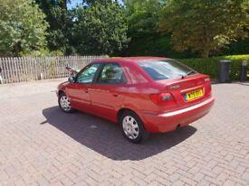 2000 Citreon Xsara - cheap runaround car