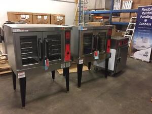 STOREYS -4 ONSITE RESTAURANT AUCTIONS - NEW EQUIPMENT BLOW OUT - NEW VULCAN CONVECTION OVEN $2,999 / FRYER $799 IN STOCK