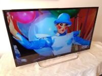 Sony Bravia 32 Inch Full 1080p Smart LED TV, With Freeview HD (Model KDL-32W705C)!!!