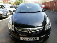 Vauxhall Corsa 1.2 i 16v Limited Edition 3dr (a/c) Navigation System Full Service History Low Miles