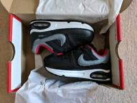 Brand new in box - kids Nike Air Max Command trainers - size 7.5