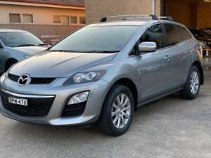 2010 Mazda CX-7 CLASSIC 1 OWNER 2 KEYS REAR CAMERA AND SENSOR Roselands Canterbury Area Preview