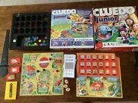 Cluedo Junior Board Game - Excellent Condition