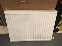 80 cm single radiator