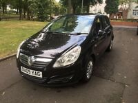 "2009 VAUXHALL CORSA LIFE 1.2 PETROL 5DR LONG MOT ""DRIVES VERY GOOD + CHEAP TO INSURE + MUST BE SEEN"""