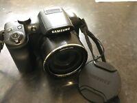 Samsung WB1100F WiFi Smart Camera Black 16.4MP 35xZoom EXCELLENT CONDITION