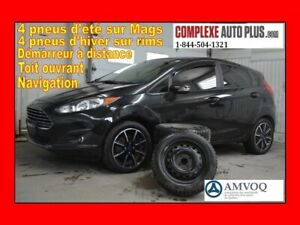 2015 Ford Fiesta SE Sport Package *Navi/GPS,Toit ouvrant,Mags,Fo