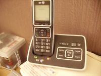 BT 6500 DECT twin cordless phone with answering machine & nuisance call blocker