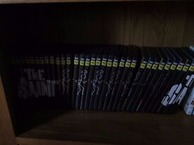 Roger Moore as The Saint with 33 DVD's in Collection Series