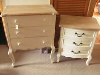 French Style Sets of Drawers - New