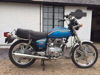 Honda CB400 Hondamatic Hawk Ride or Restore Import