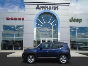 2016 Jeep Renegade NORTH 4X4 (ORG. MSRP $32,580) MSRP $32,580 ON