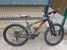 Gt mountain bike, jump bike