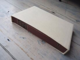 The Age Of Scandal by T H White. Folio Society 1993